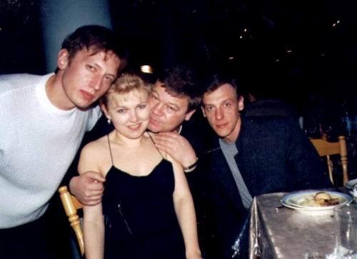 Бывшая жена Александра Половцева – Галина Гудова фото