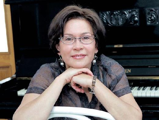 Бывшая жена Алексея Учителя – Кира Саксаганская фото
