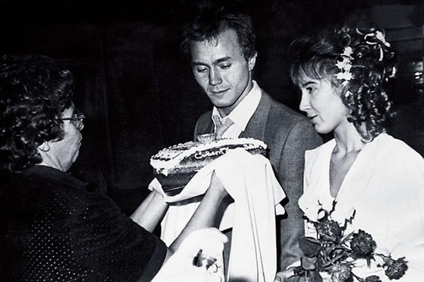 Бывшая жена Андрея Панина – Татьяна Французова фото