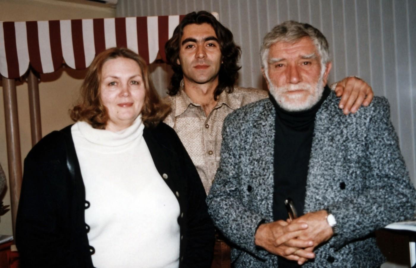 Бывшая жена Армена Джигарханяна – Татьяна Власова фото