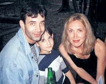 Бывшая жена Дмитрия Певцова – Лариса Блажко фото