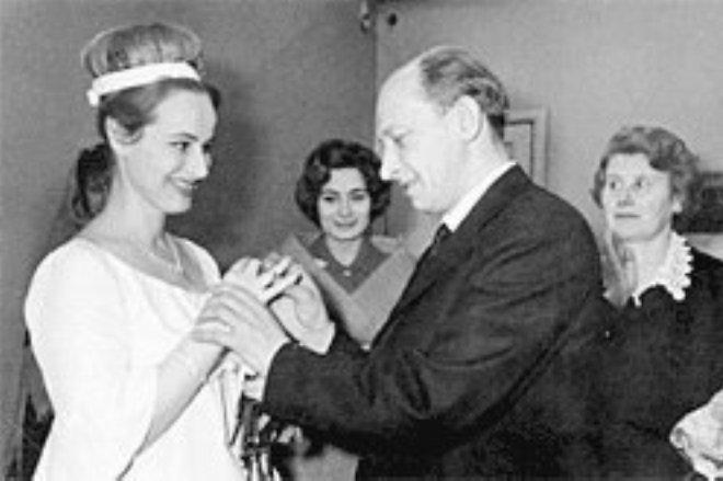 Бывшая жена Евгения Евстигнеева – Лилия Журкина фото