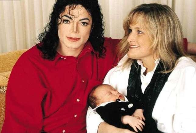 Бывшая жена Майкла Джексона – Дебора Роу фото