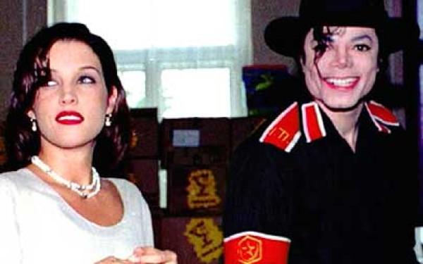 Бывшая жена Майкла Джексона - Лиза-Мари Пресли фото