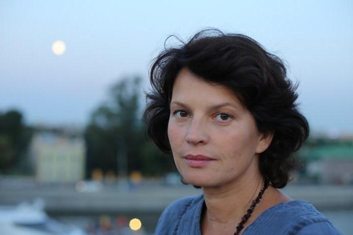 Бывшая жена Михаила Ефремова – Елена Гольянова фото