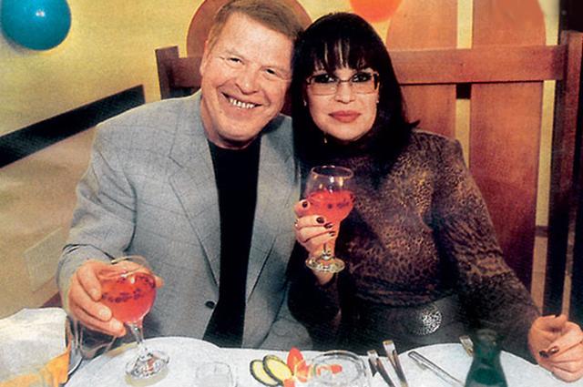 Бывшая жена Михаила Кокшенова – Елена Кокшенова фото