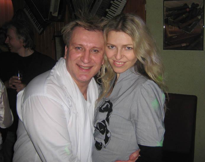 Бывшая жена Сергея Пенкина – Елена Проценко фото