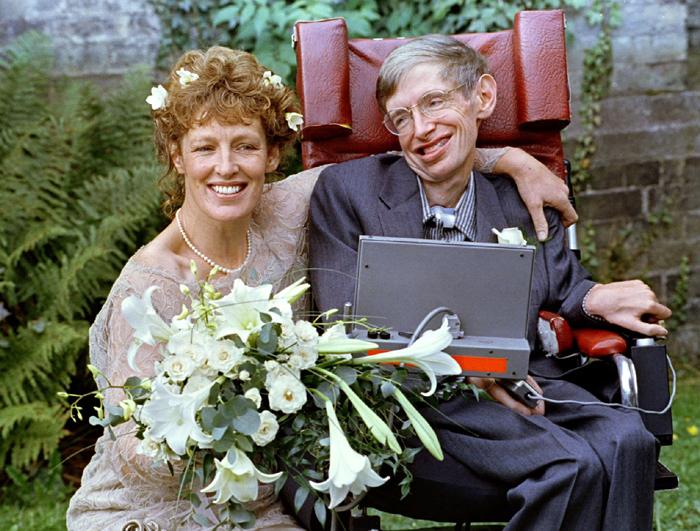 Бывшая жена Стивена Хокинга – Элейн Мейсон фото