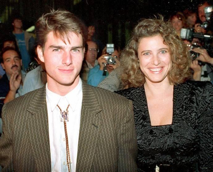 Бывшая жена Тома Круза – Мими Роджерс фото