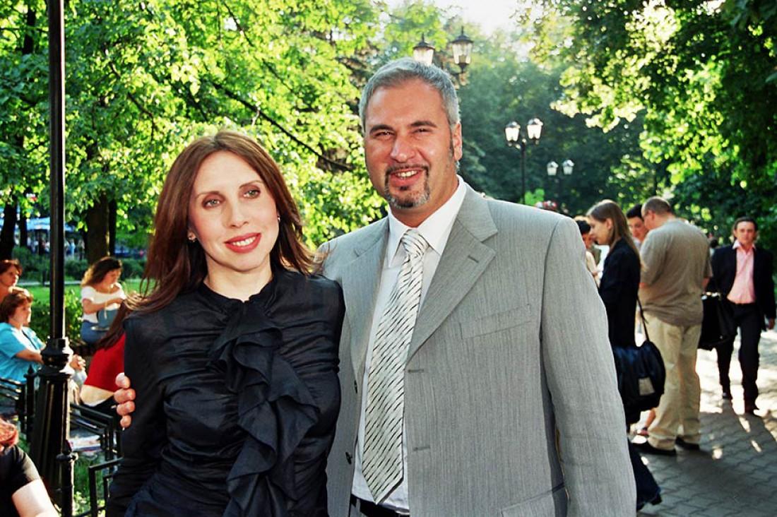 Бывшая жена Валерия Меладзе – Ирина Меладзе фото