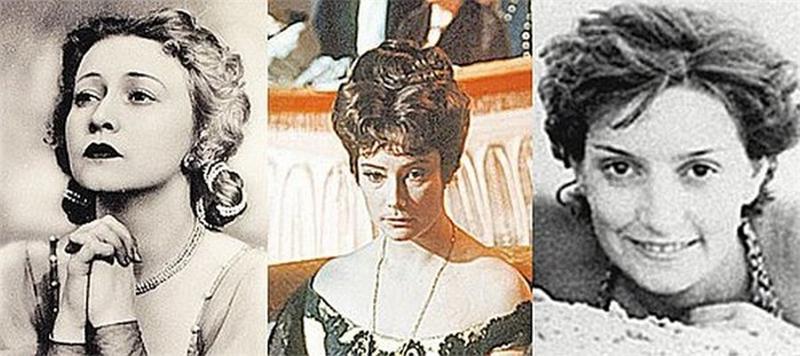 Бывшая жена Василия Ланового – Тамара Зяблова фото