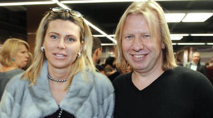 Бывшая жена Виктора Дробыша - Елена Стюф фото
