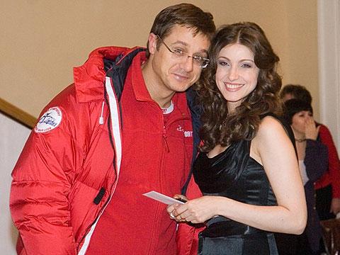 Бывший гражданский муж – Алексей Макаров фото