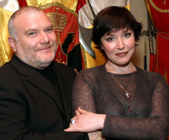 Бывший гражданский муж Анны Самохиной – Евгений Федоров фото