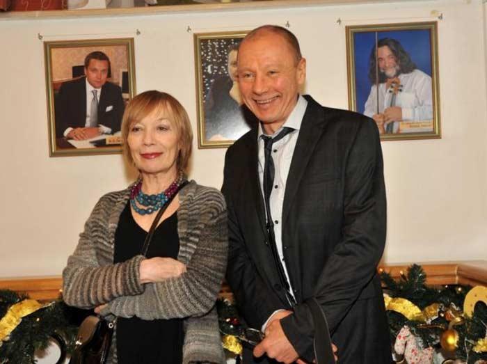 Бывший гражданский муж Елены Кореневой – Андрей Ташковфото