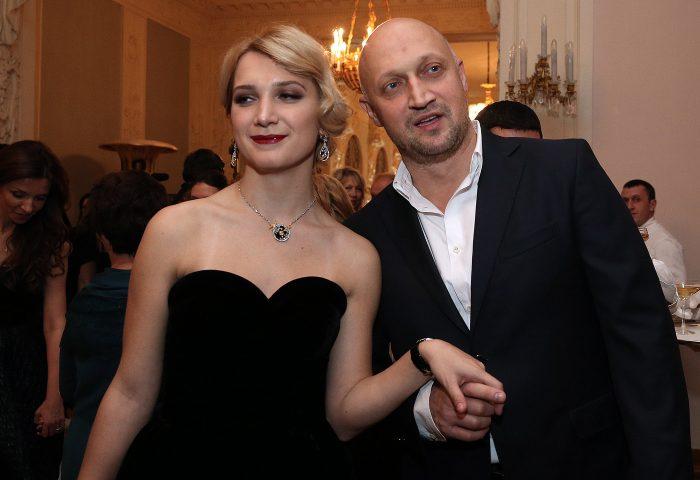 Бывший гражданский муж Марии Порошиной – Гоша Куценко фото