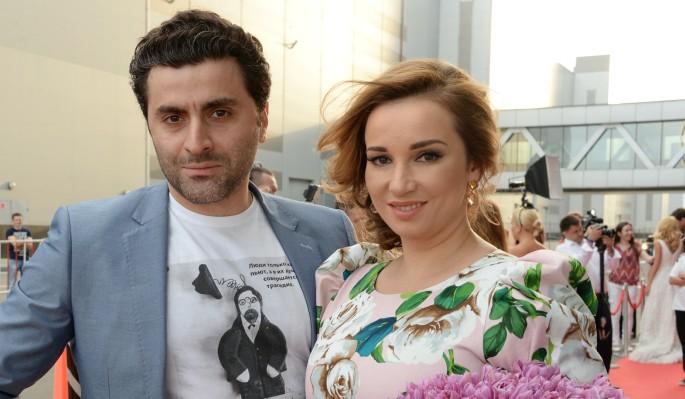 Бывший муж Анфисы Чеховой – Гурам Баблишвили фото