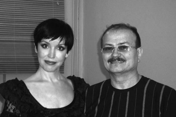 Бывший муж Анны Самохиной – Дмитрий Коноров фото
