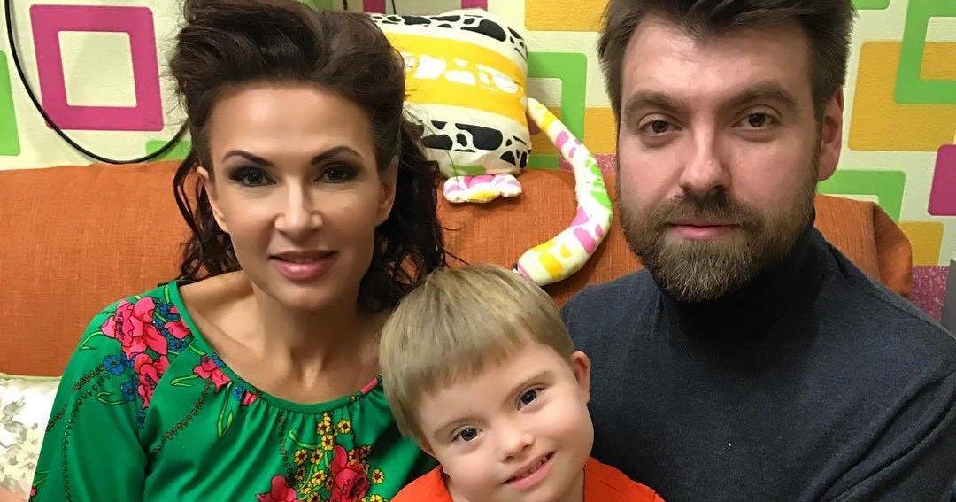 Бывший муж Эвелины Бледанс – Александр Семин фото