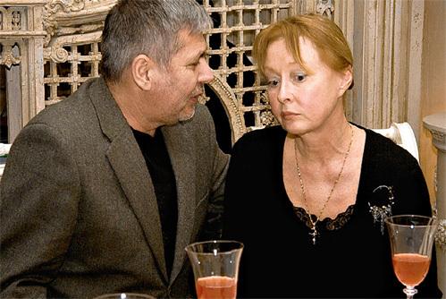 Бывший муж Ларисы Удовиченко – Геннадий Болгарин фото