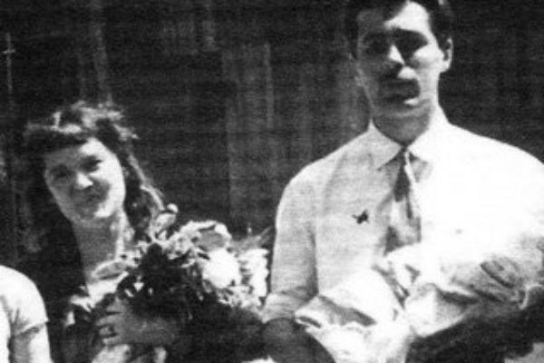 Бывший муж Людмилы Гурченко – Борис Андроникашвили фото