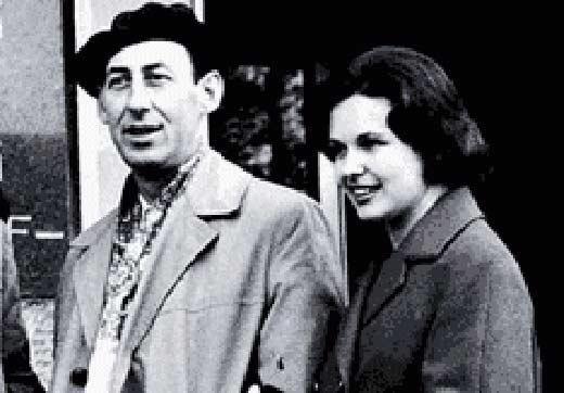 Бывший муж Натальи Фатеевой – Владимир Басов фото
