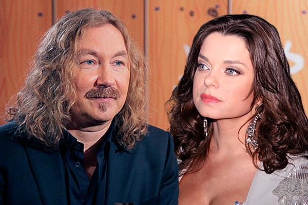 Бывший муж Наташи Королевой – Игорь Николаев фото