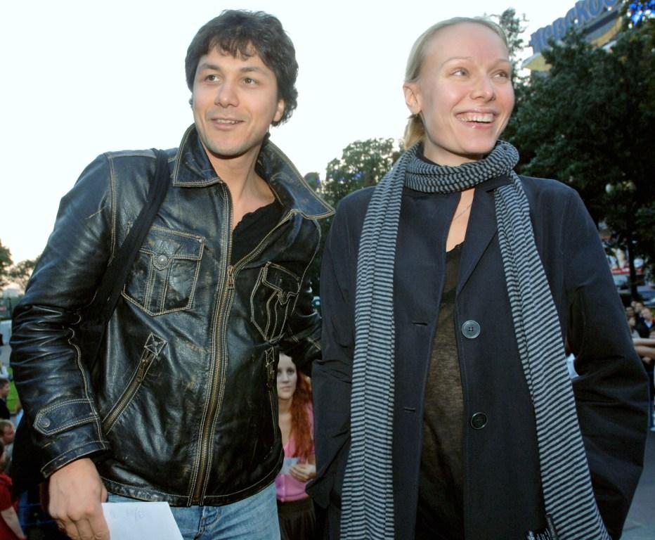 Бывший муж Ольги Ломоносовой - Евгений Рященцев фото