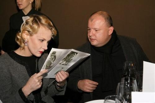 Бывший муж Ренаты Литвиновой (актриса) – Леонид Добровский фото