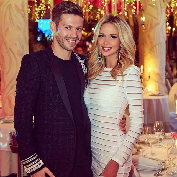 Бывший муж Виктории Лопыревой – Федор Смолов фото