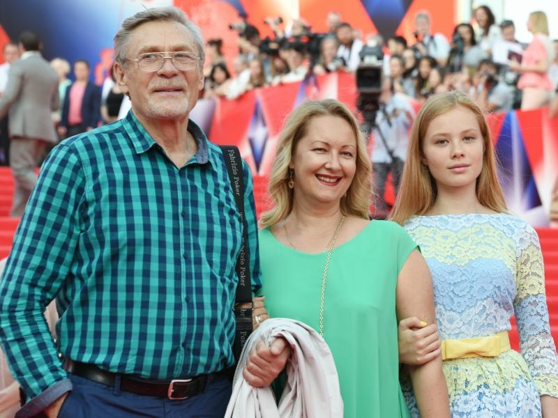 Дети Александра Михайлова фото