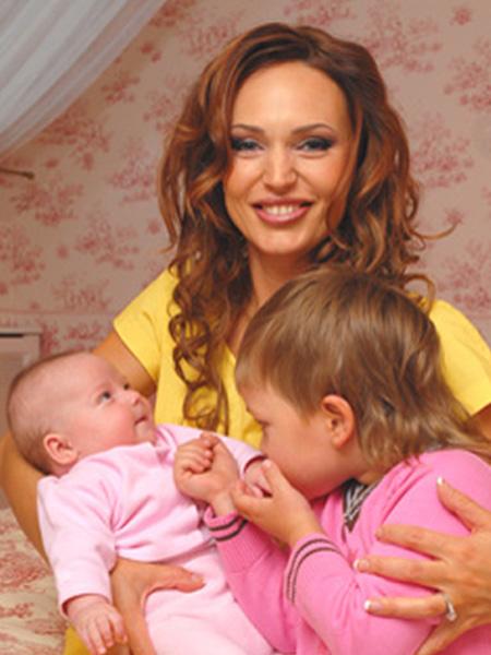 Дети Аллы Довлатовой фото