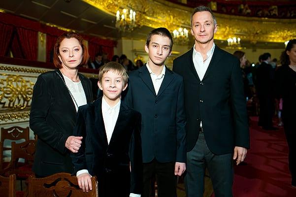 Дети Анастасии Вертинской фото