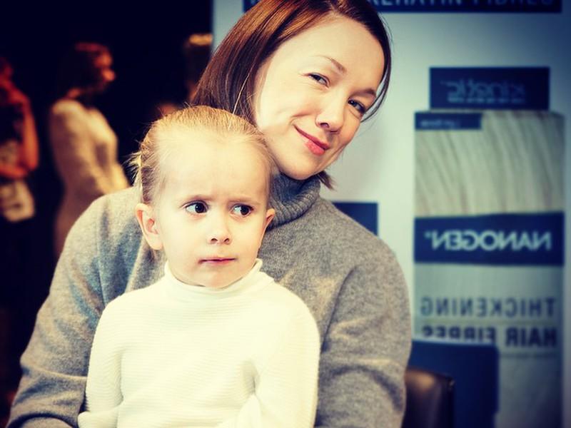 Дети Дарьи Мороз фото