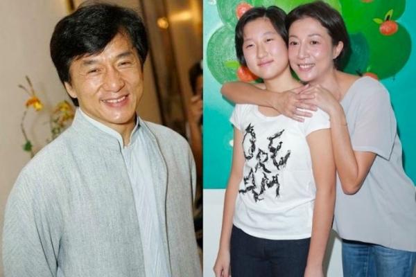 Дети Джеки Чана фото