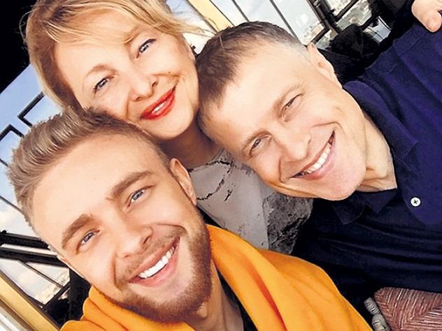 Дети Егора Крида фото