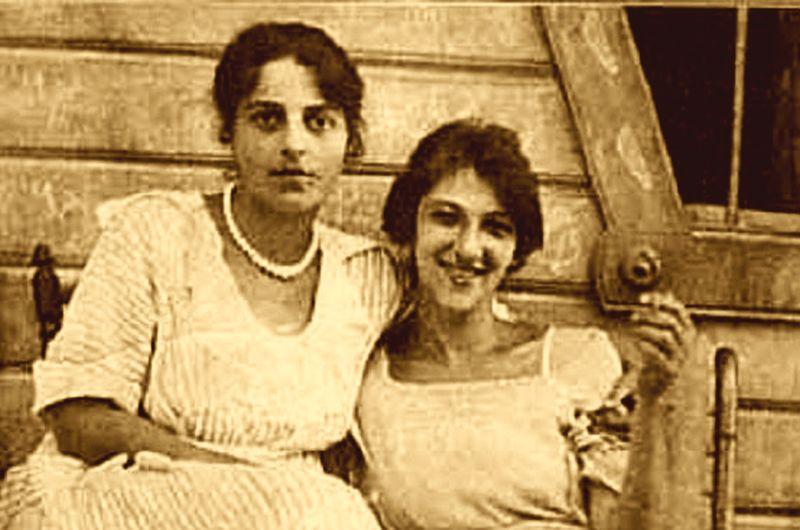 Дети Фаины Раневской фото