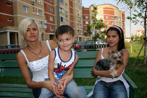 Дети Ирины Круг фото