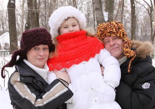 Дети Марии Ароновой фото