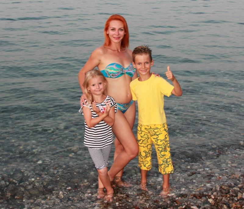 Дети Марины Анисиной фото
