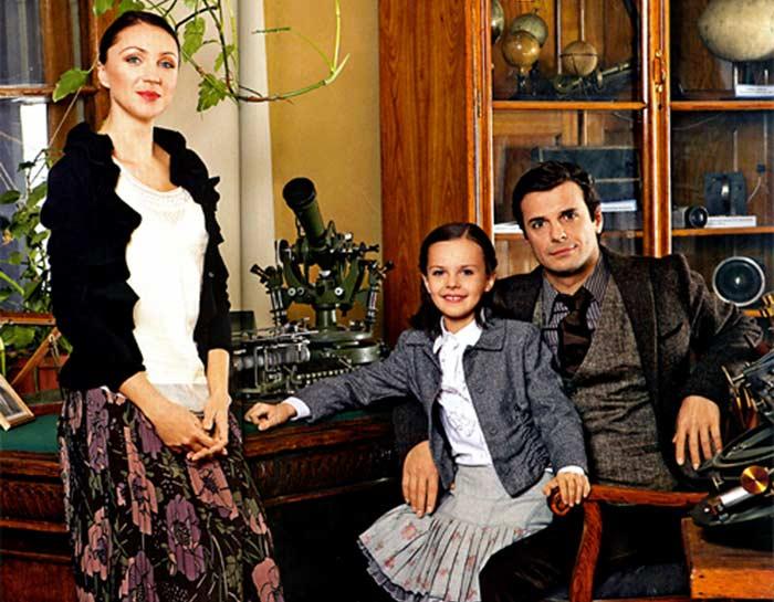 Дети Сергея Астахова фото