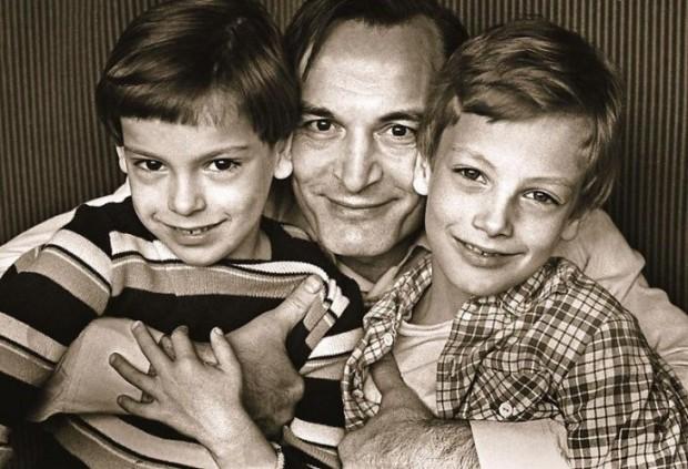 Дети Василия Ланового фото