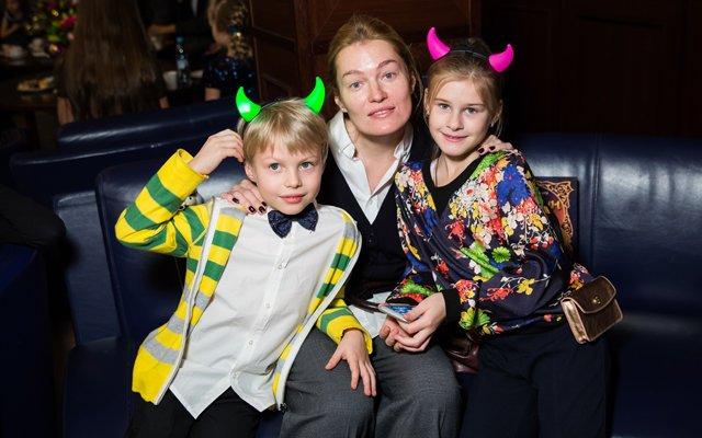 Дети Виктории Толстогановой фото
