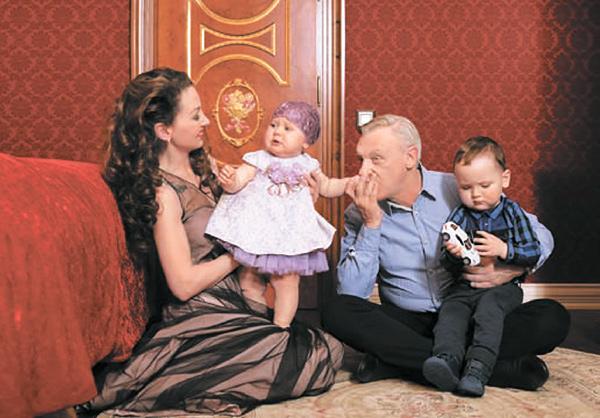 Дочь Александра Половцева – Яна Половцева фото