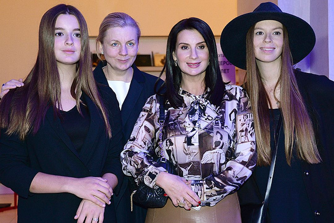 Дочь Александра Стриженова – Александра Стриженова фото