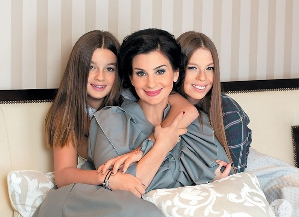 Дочь Александра Стриженова – Анастасия Стриженова фото