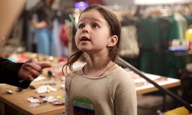 Дочь Алексея Макарова – Варвара фото