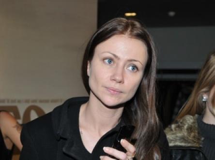 Дочь Андрея Миронова – Мария Голубкина фото