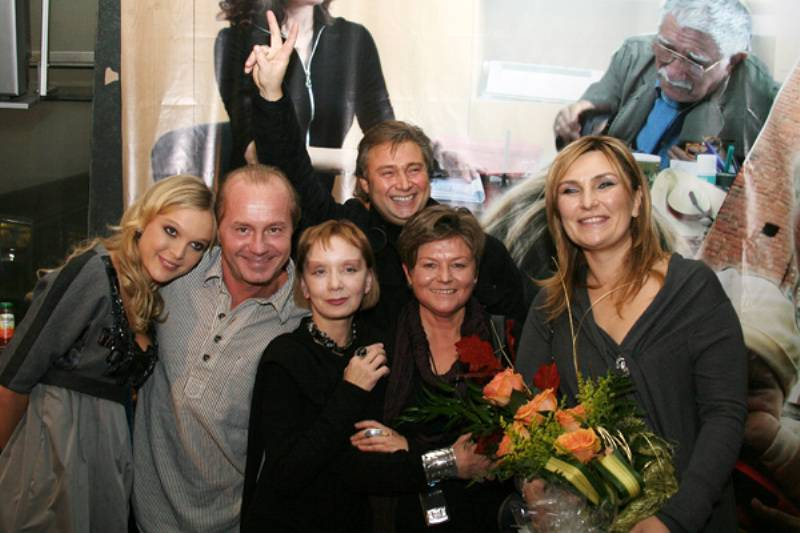 Дочь Андрея Панина – Надежда фото