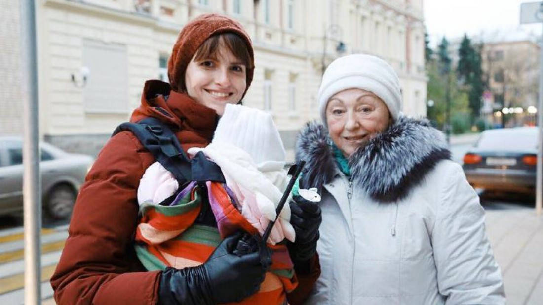 Дочь Анны Матисон – Мария Безрукова фото